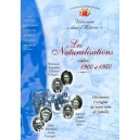 Les Naturalisations entre 1900 et 1950 (Cd-Rom)