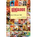 Généalogie Magazine du n° 251 au n° 300