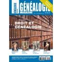Généalogie Magazine N° 330-331