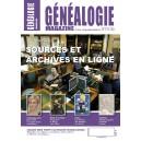 Généalogie Magazine N° 335-336