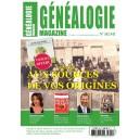 Généalogie Magazine N° 342-343