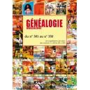Généalogie Magazine du n° 301 au n° 350