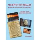 ARCHIVES NOTARIALES RECHERCHE HISTORIQUE ET GENEALOGIQUE
