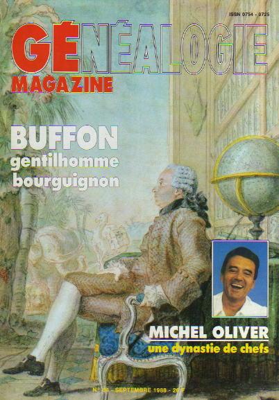 Généalogie Magazine n° 064 – septembre 1988