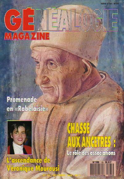 Généalogie Magazine n° 065 – octobre 1988