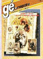 Généalogie Magazine N° 018 - mai 1984
