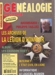 Généalogie Magazine n° 232 - décembre 2003