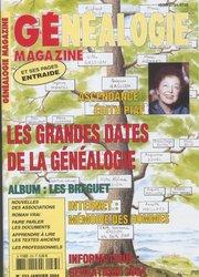 Généalogie Magazine n° 233 - janvier 2004