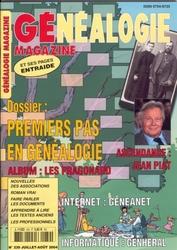 Généalogie Magazine N° 239 - Juillet Août 2004