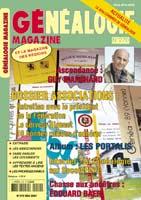 Généalogie Magazine n° 270 - Mai 2007