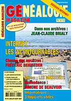 Généalogie Magazine n° 272 – Juillet-Août 2007