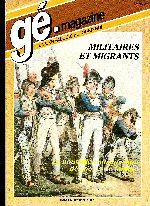 Généalogie Magazine n° 036 - janvier 1986
