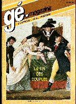 Généalogie Magazine n° 038 – mars 1986